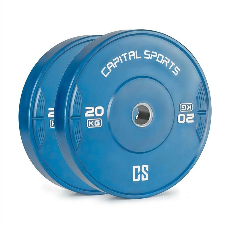 Kotouč na činky Capital Sports - 20 kg