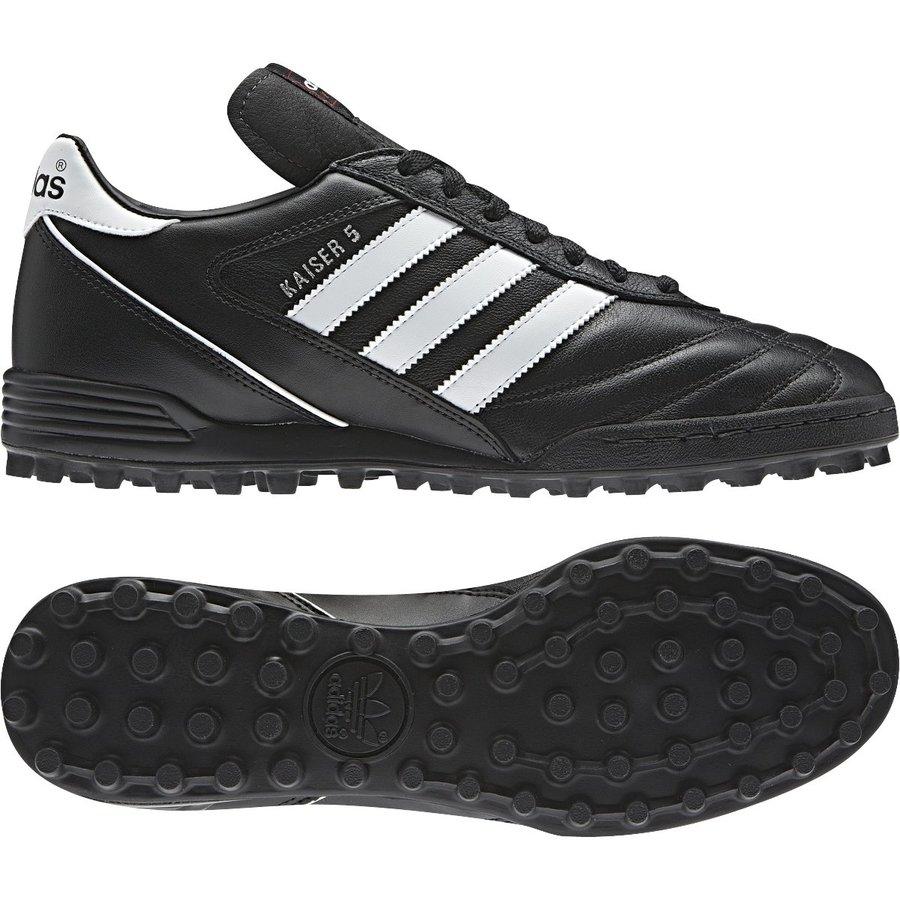 Černé pánské kopačky Kaiser 5 Team, Adidas - velikost 36 EU
