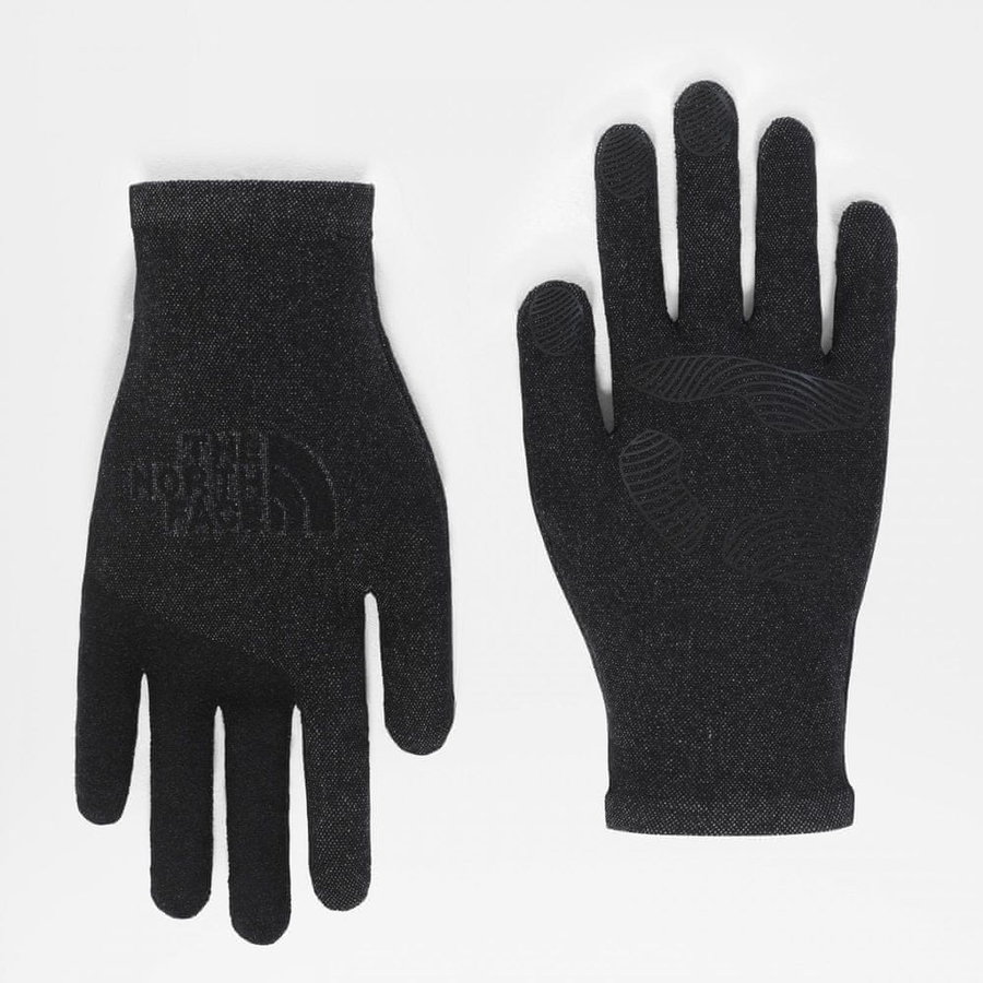 Černé dámské rukavice na běžky The North Face