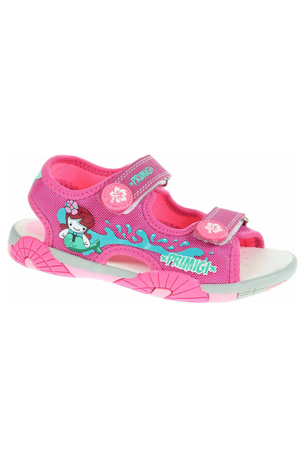 Růžové sandály Primigi