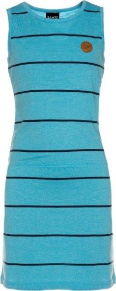 Modré dívčí šaty Sam 73