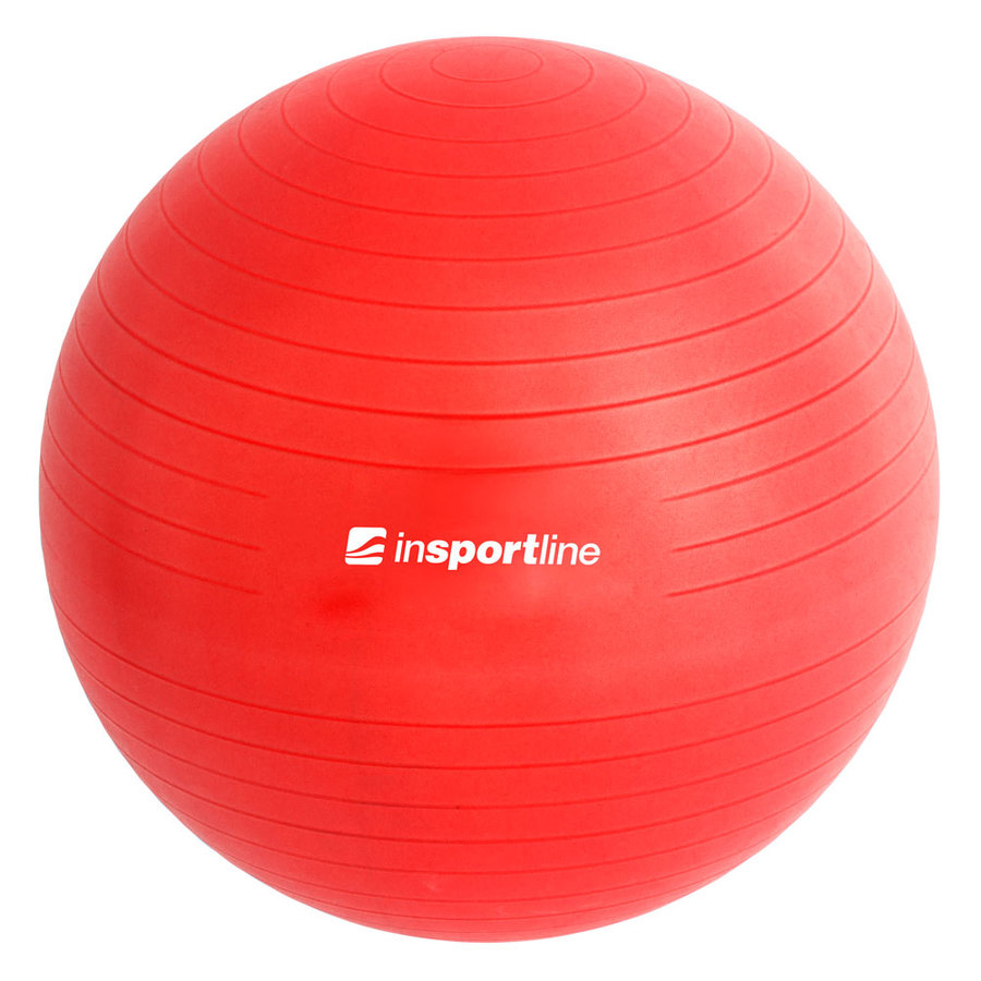 Gymnastický míč s pumpou Top Ball, inSPORTline