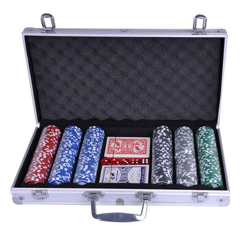 Pokerová sada - Poker set kufřík 300