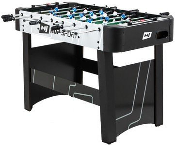 Stolní fotbal Hop-Sport - délka 122 cm, šířka 61,5 cm a výška 80,5 cm