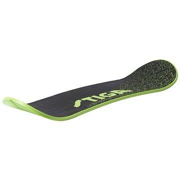 Zelený dětský snowboard Stiga, Zelený dětský kluzák Stiga