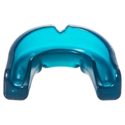 Tyrkysový chránič na zuby na hokej Kipsta