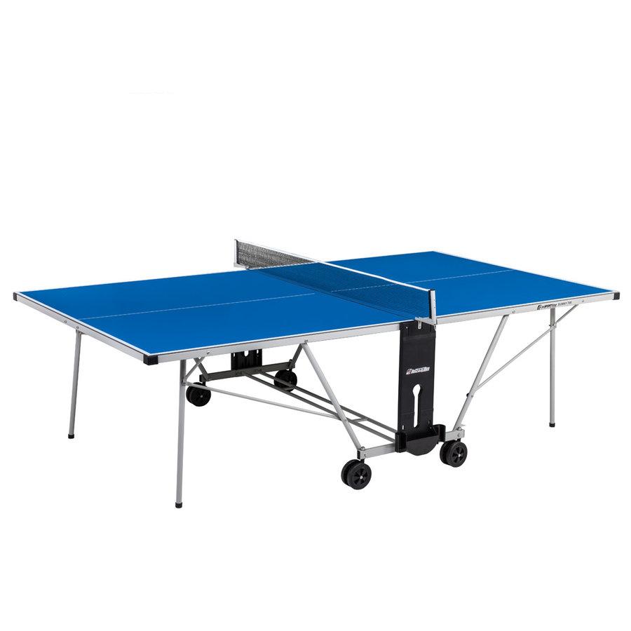 Modrý vnitřní stůl na stolní tenis Sunny 700, inSPORTline