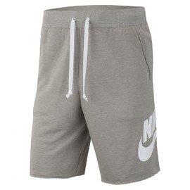 Šedé pánské kraťasy Nike