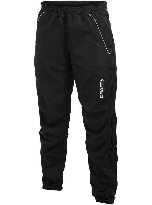 Černé dámské turistické kalhoty Craft - velikost L