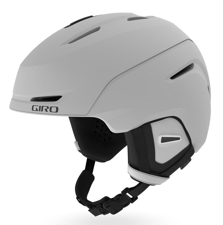 Šedá dámská lyžařská helma Giro