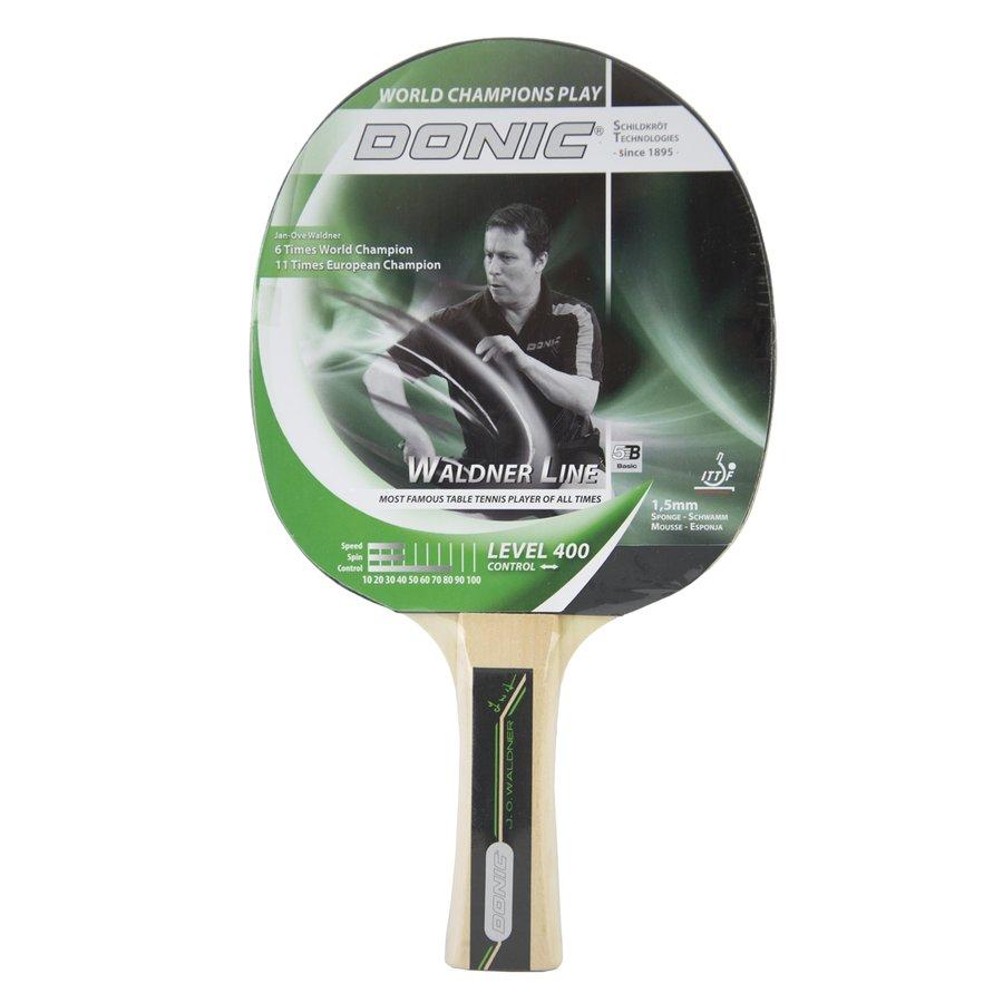 Dřevěná pálka na stolní tenis Waldner 400, Donic