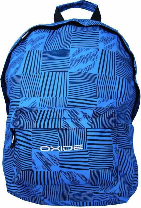 Batoh - OXIDE - lehký batoh - modrý