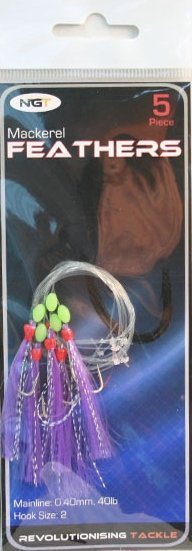 Návazec - Ngt mořský návazec purple flasher rig 7