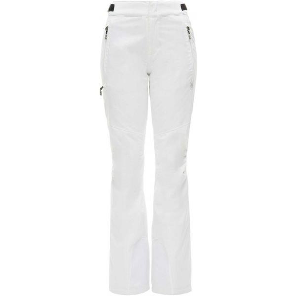 Bílé dámské lyžařské kalhoty Spyder