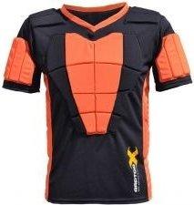 Oranžové pánské tričko s krátkým rukávem Raptor-X