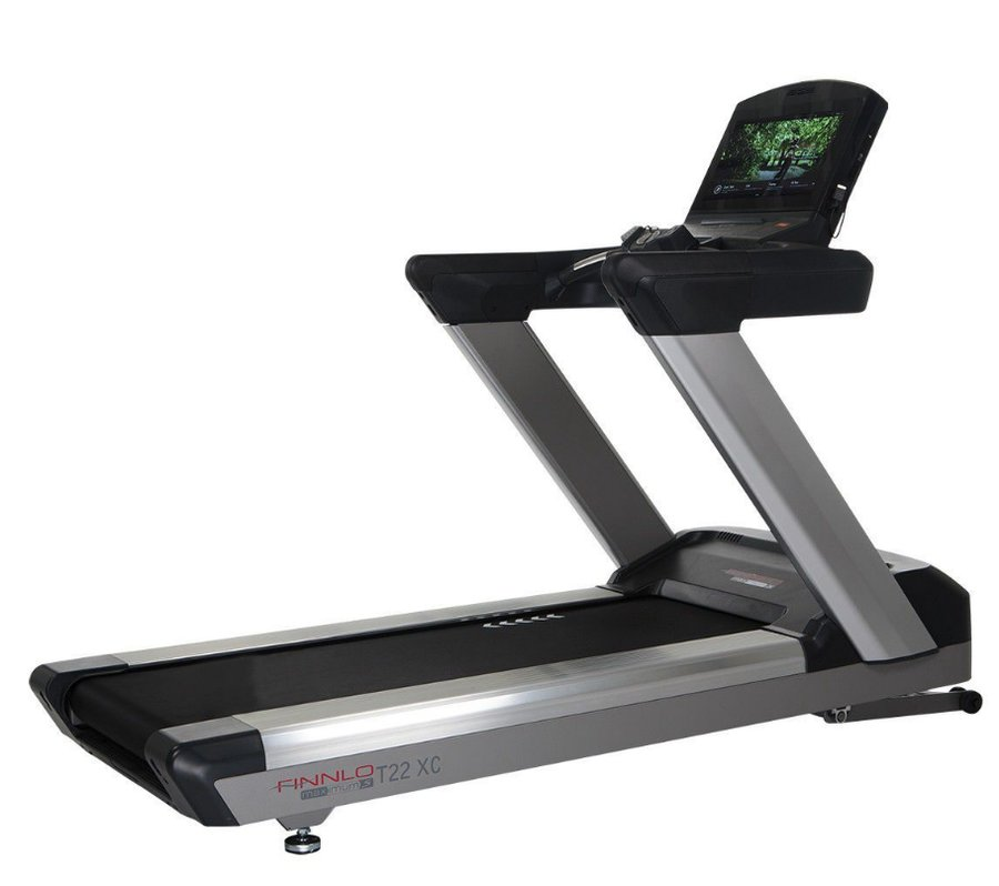 Běžecký pás MAXIMUM S Treadmill T22-XC, Finnlo - nosnost 180 kg