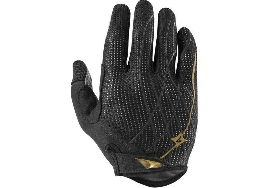 Černé letní dámské cyklistické rukavice Specialized - velikost XL