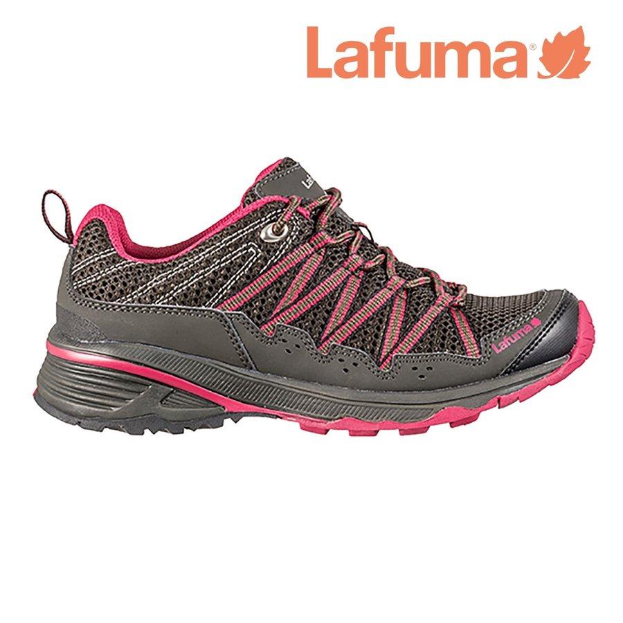 Šedé dámské trekové boty TRACK LD, Lafuma