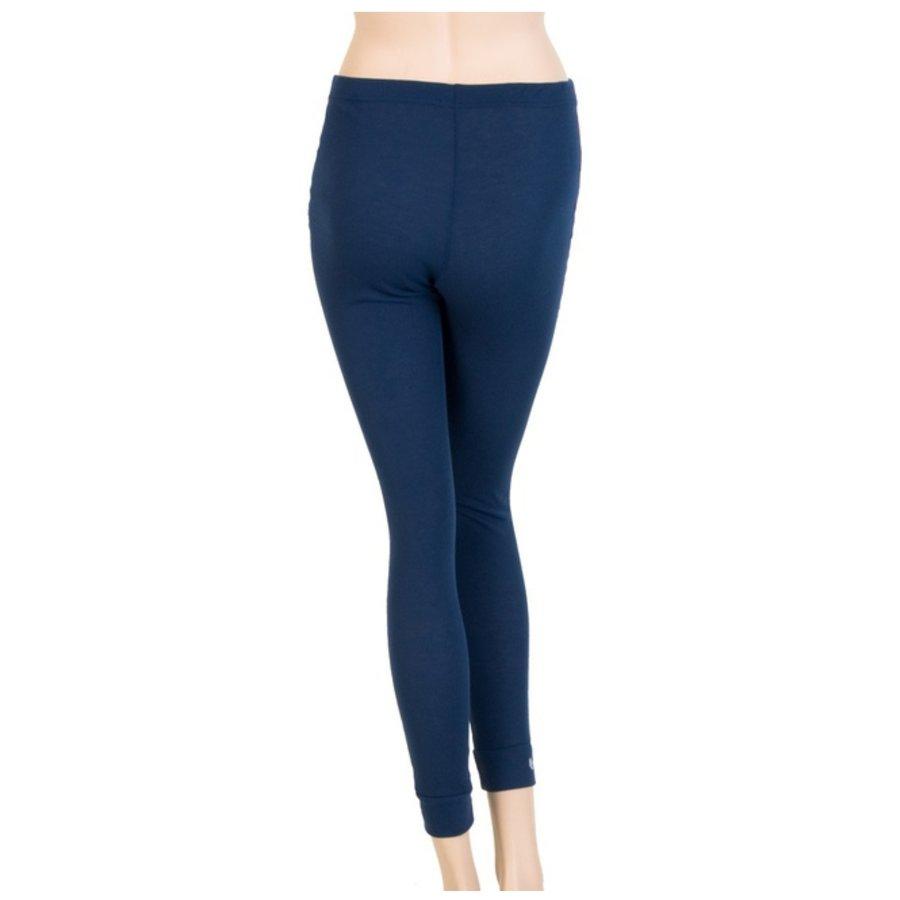 Modré dámské termo kalhoty Sensor - velikost L
