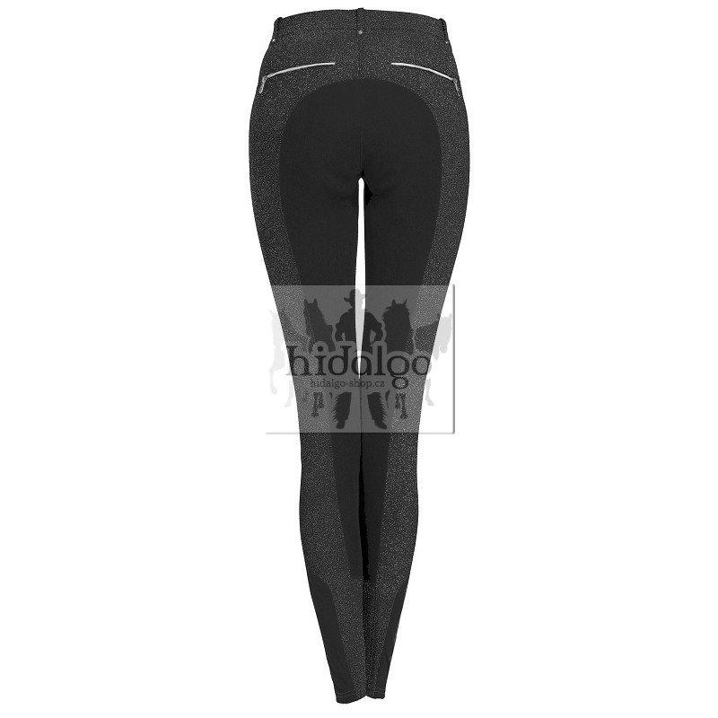 Černé dámské rajtky Niva Fashion, Waldhausen
