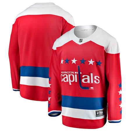 Červený hokejový dres Fanatics