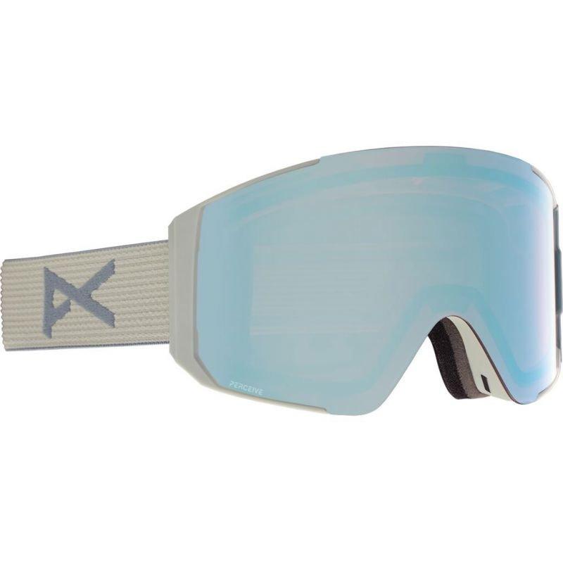 Šedé brýle na snowboard Anon