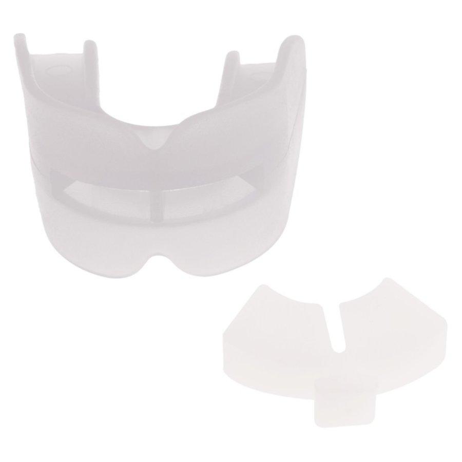 Transparentní chránič na zuby Spokey