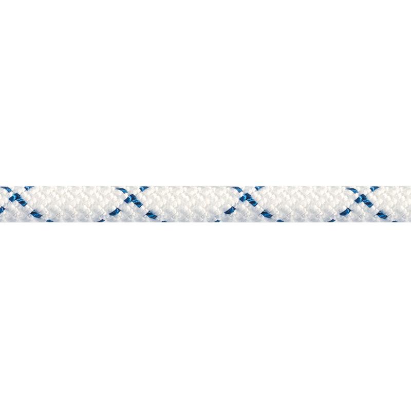 Bílé horolezecké lano Beal - průměr 8 mm a metráž