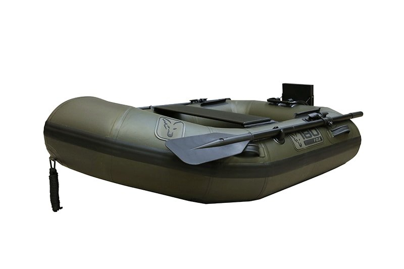 Člun - Fox Nafukovací člun 180 Green Inflable Boat 1,8m - Slat Floor