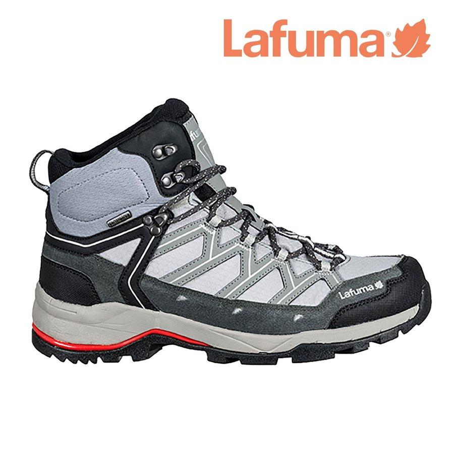 Šedé voděodolné pánské trekové boty AYMARA, Lafuma - velikost 44 EU