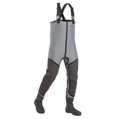 Šedé brodící kalhoty WDS-3, Caperlan
