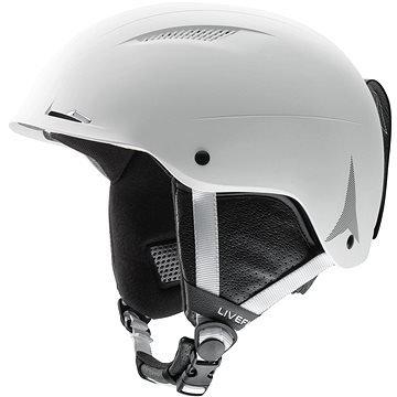 Bílá pánská lyžařská helma Atomic - velikost 51-55 cm