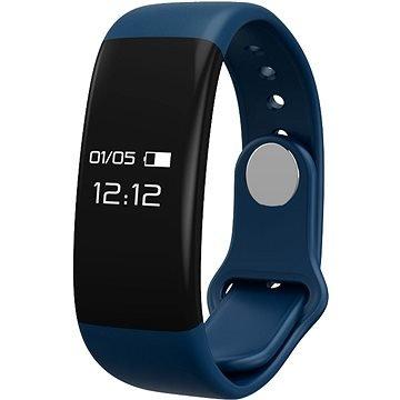 Modrý fitness náramek H30, CUBE1