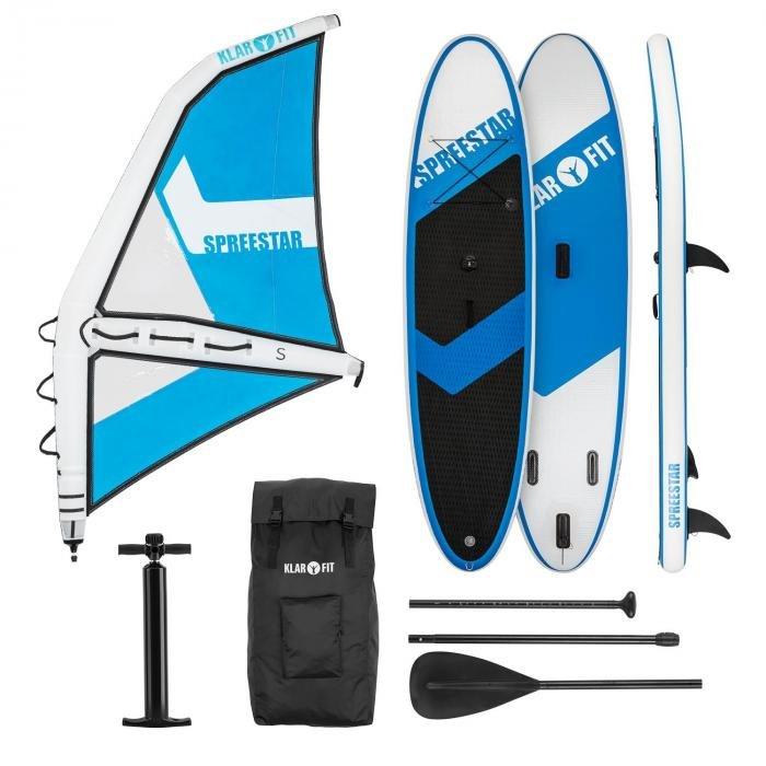 Nafukovací paddleboard Klarfit