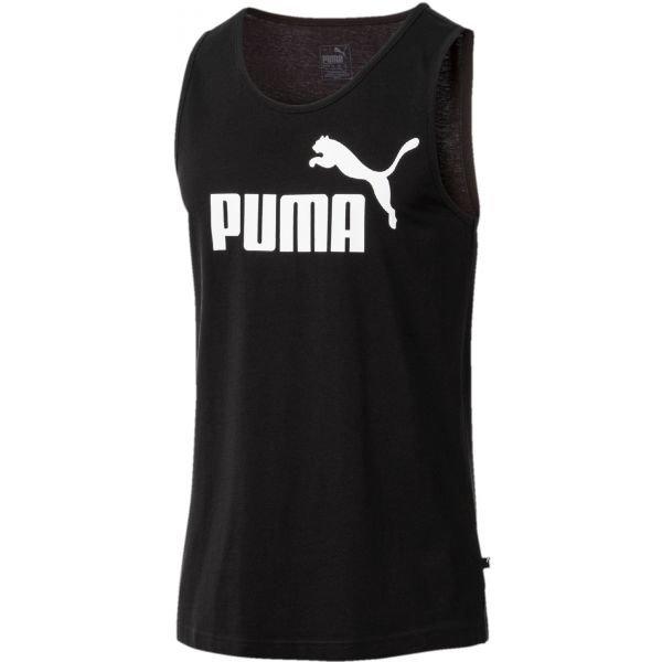 Černé pánské tílko Puma