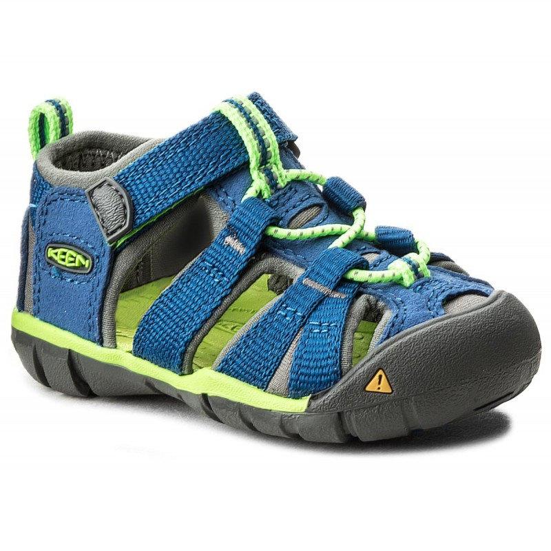 Modré dětské sandály Keen - velikost 19 EU