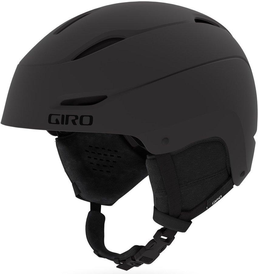 Černá dámská helma na snowboard Giro - velikost 62,5-65 cm