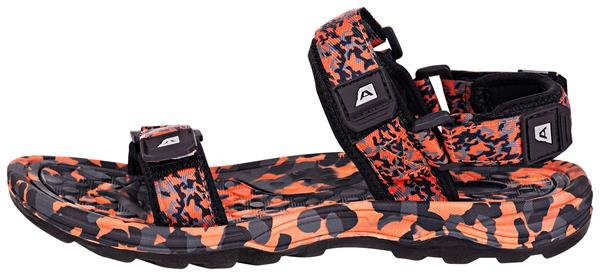 Oranžové sandály Alpine Pro