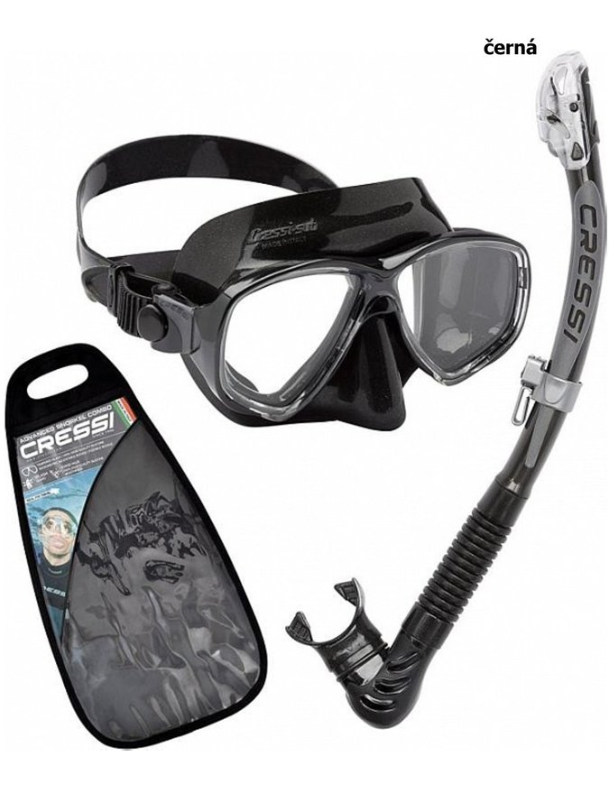 Potápěčská sada - Potápěčský set CRESSI Marea+Alpha Ultra Dry