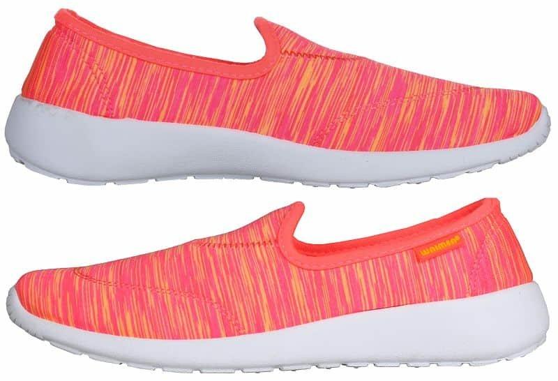Oranžovo-růžové nízké neoprenové boty Cationic, Waimea - velikost 41 EU