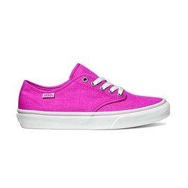 Růžové dámské tenisky Camden Stripe, Vans - velikost 36,5 EU