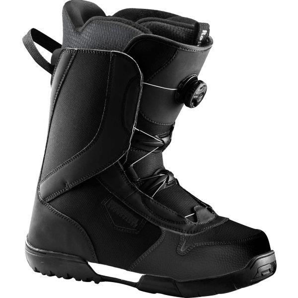 Černé pánské boty na snowboard Rossignol