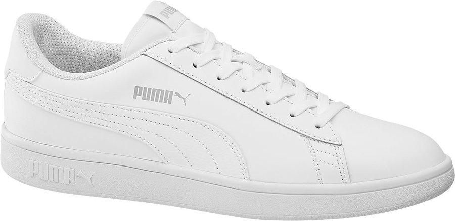 Bílé pánské tenisky Puma - velikost 43 EU