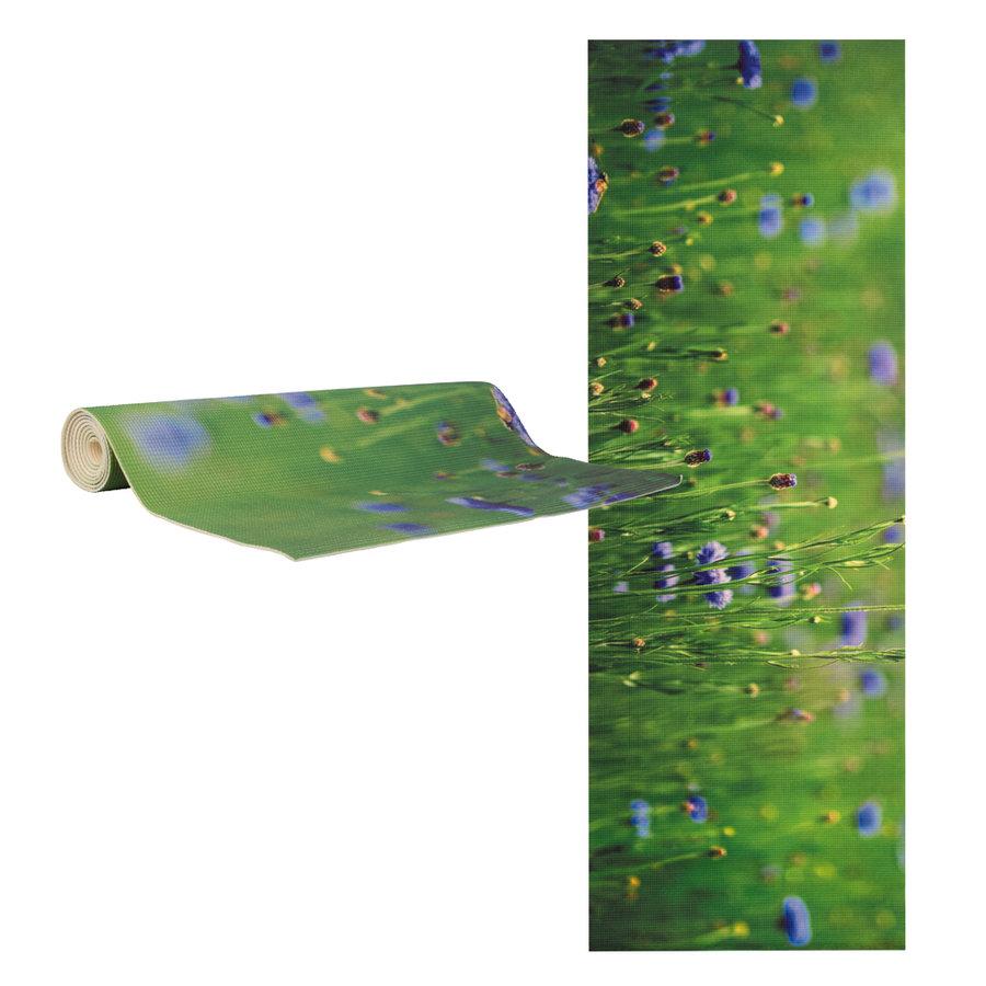 Podložka na jógu inSPORTline - délka 173 cm a tloušťka 3 mm