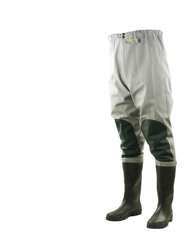 Černé brodící kalhoty Trousers Sport, Goodyear