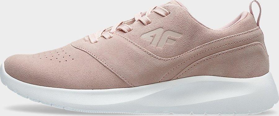 Růžové dámské tenisky 4F - velikost 37 EU
