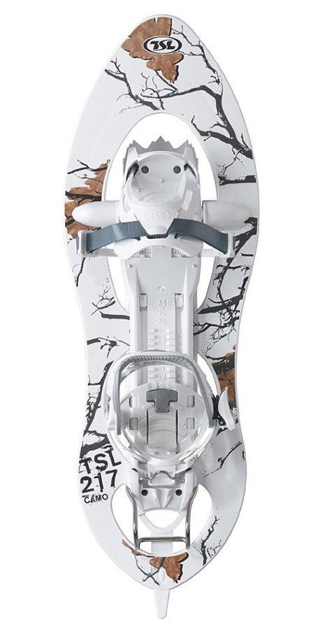 Bílá sněžnice TSL - délka 65 cm