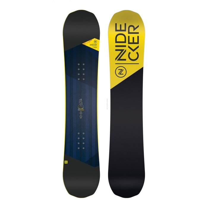 Snowboard bez vázání Nidecker - délka 140 cm