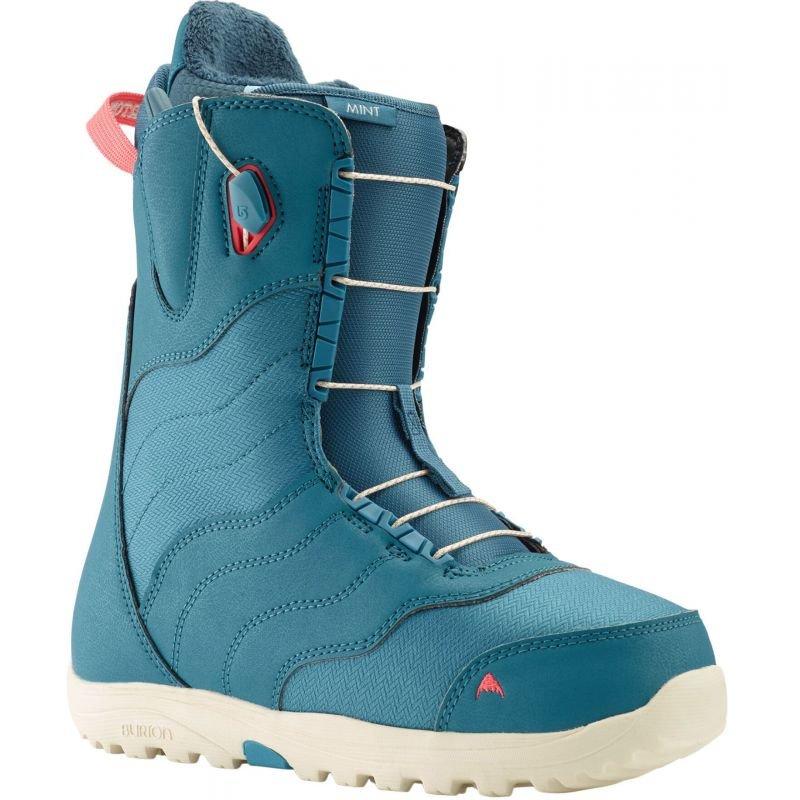 Modré dámské boty na snowboard Burton