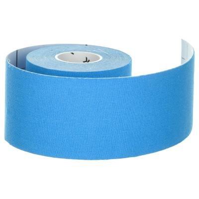 Modrá tejpovací páska Tarmak - délka 5 m a šířka 5 cm